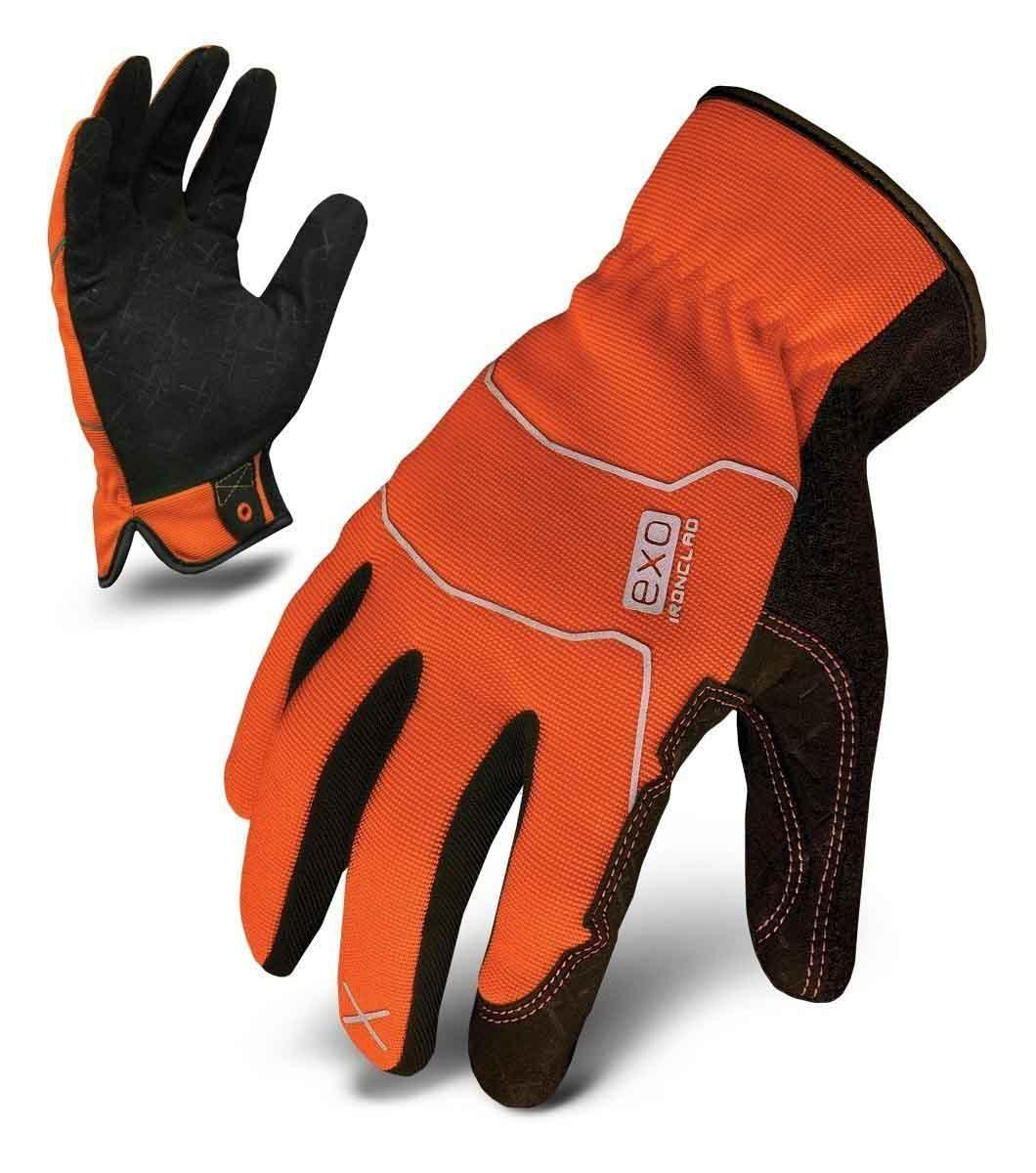 Ironclad EXO Orange