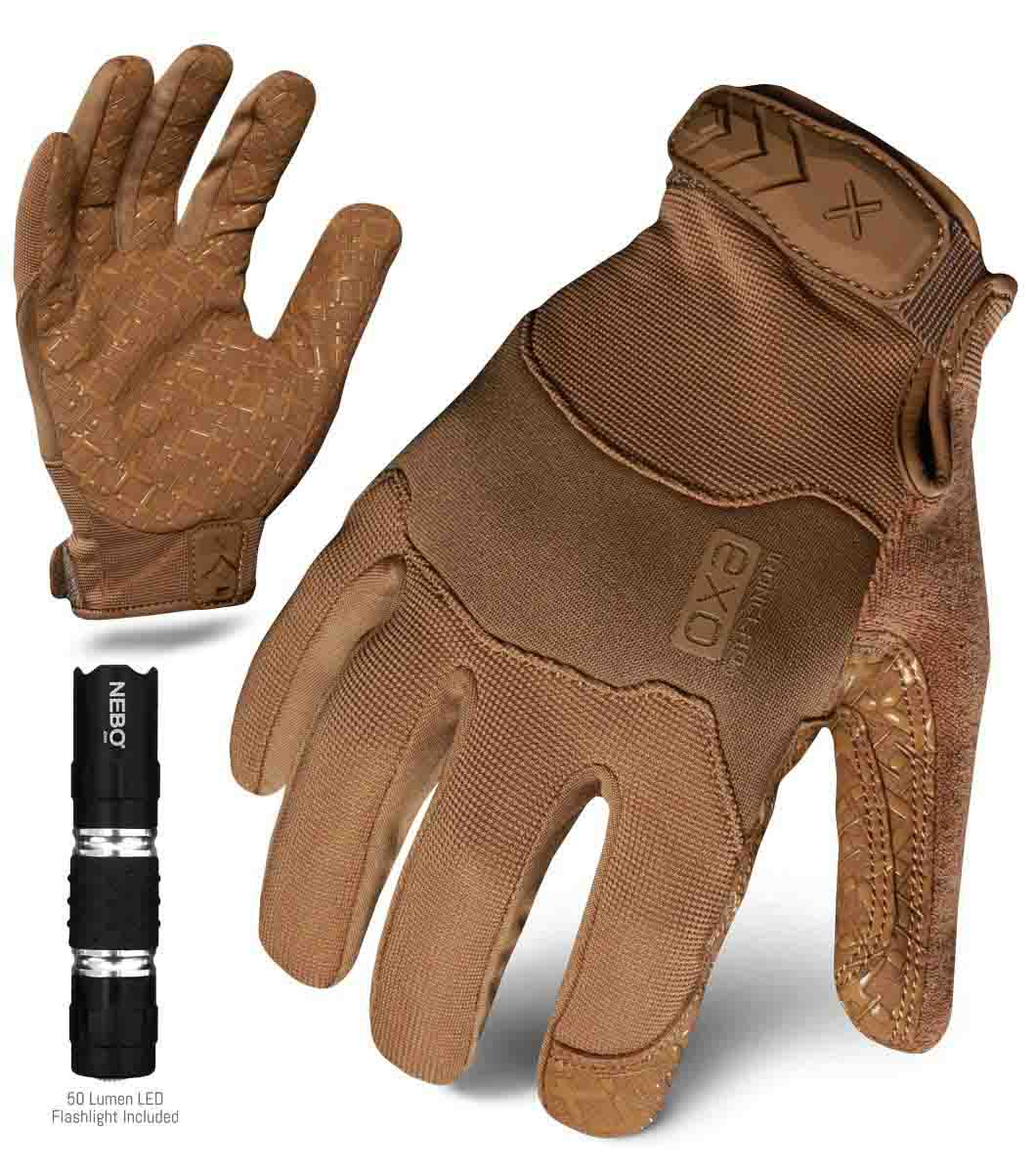 Ironclad Tactical Grip Coyote
