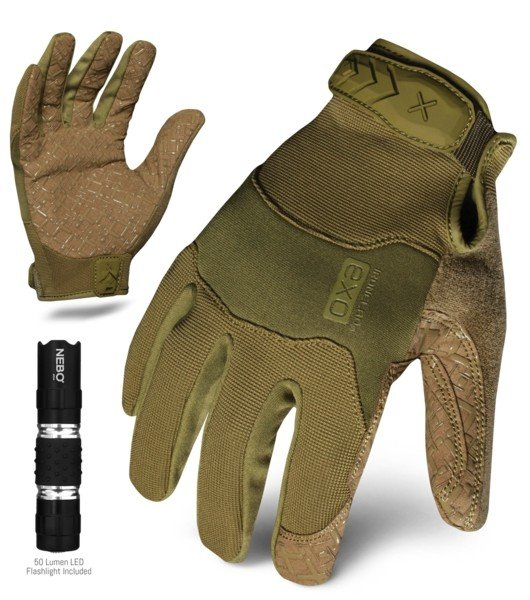 Ironclad Tactical Grip OD Green