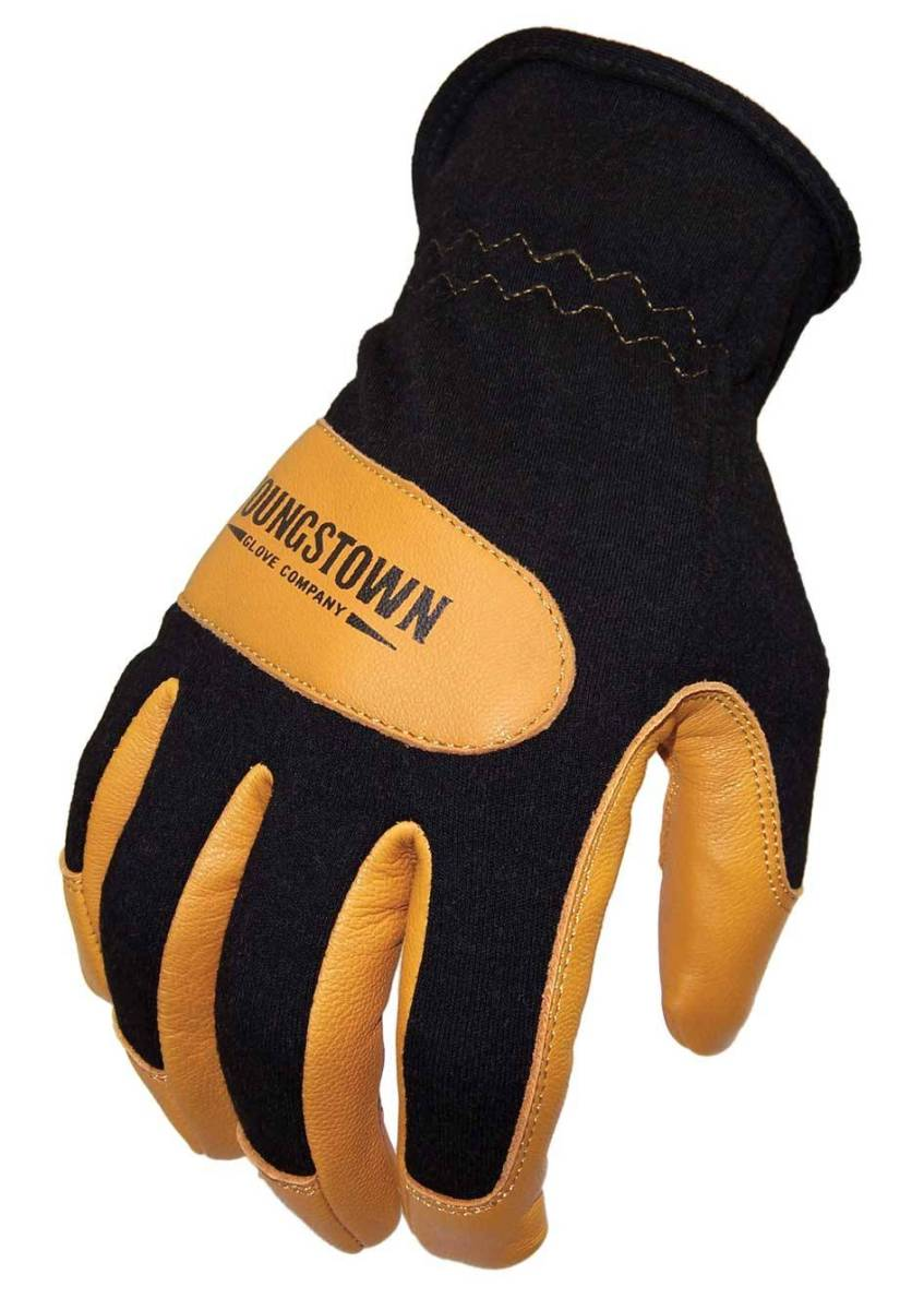 Youngstown Fr Mechanics Hybrid Gloves Palmflex