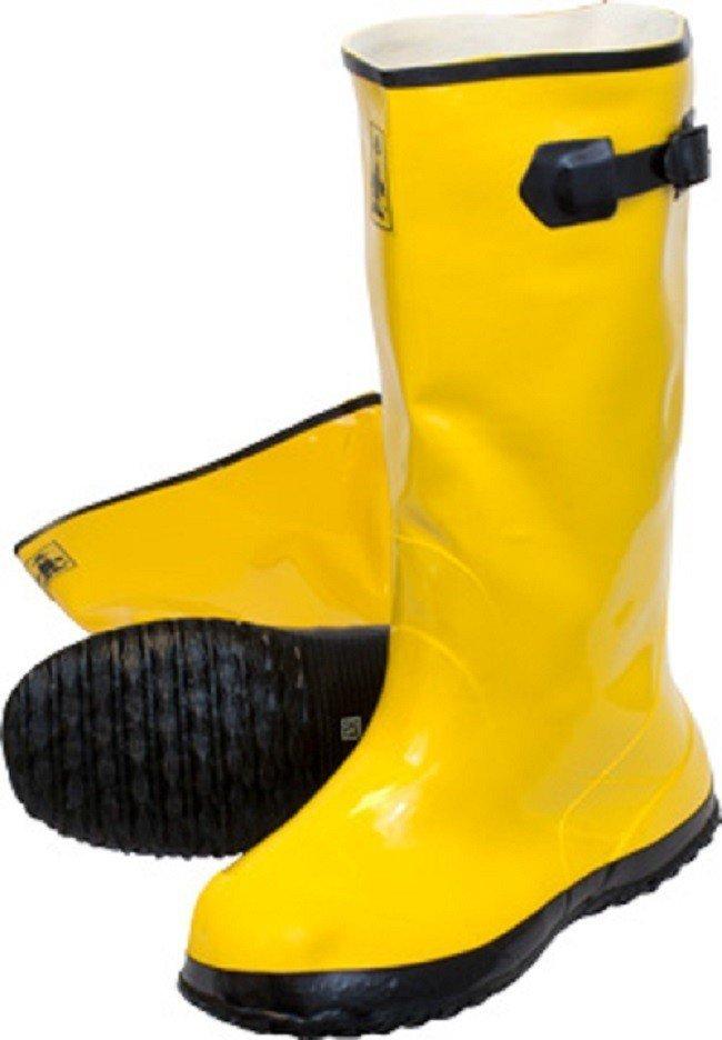 Safety Zone Yellow Slush Boots Palmflex