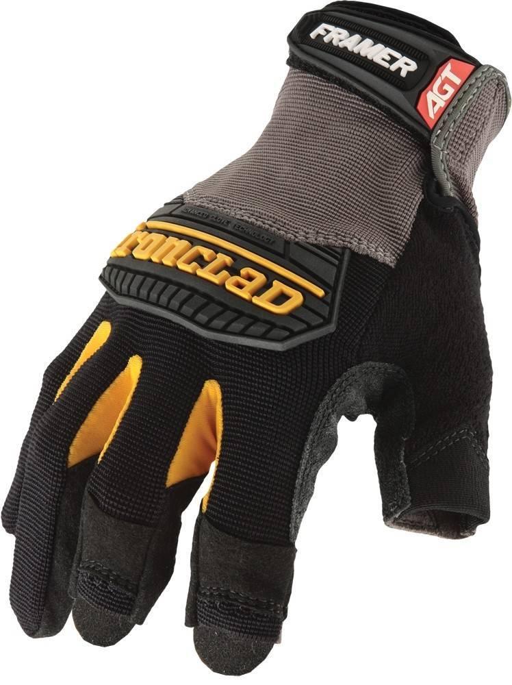 Ironclad Framer Gloves Palmflex