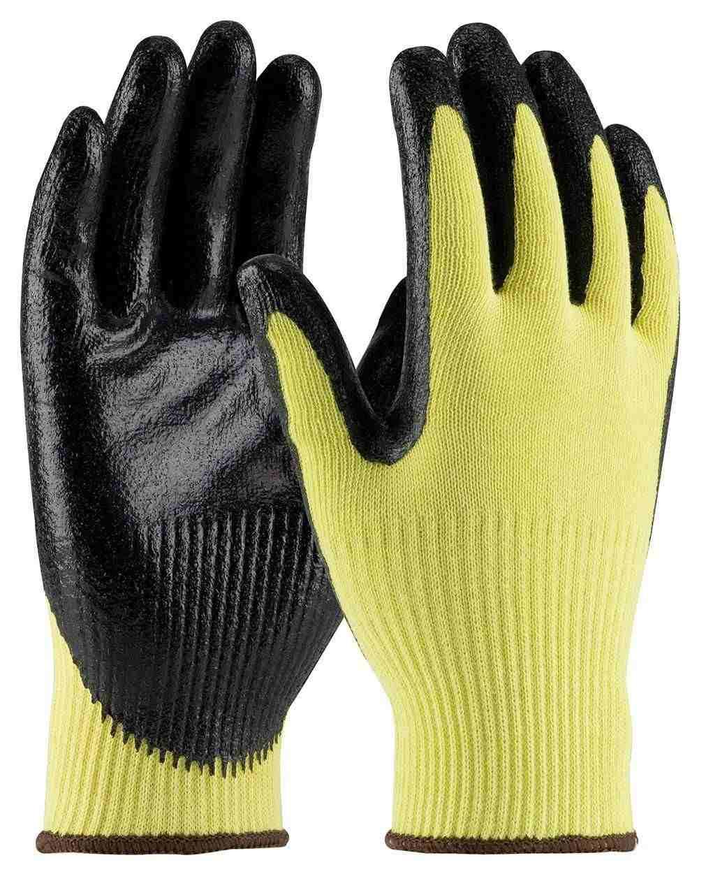 Pip G Tek 09 K1660 Seamless Microfinish Knit Kevlar