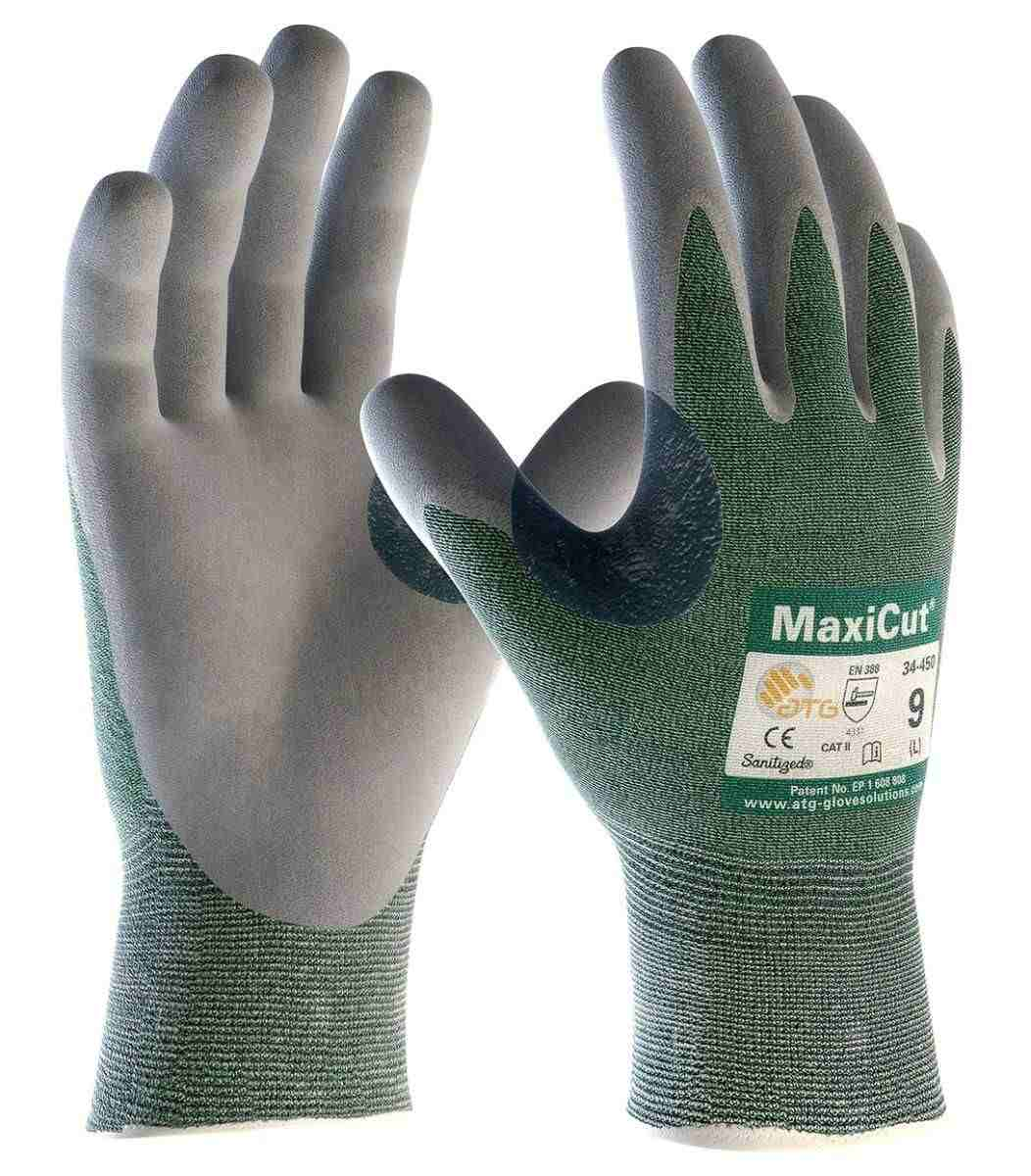 Pip Maxicut 18 570 Micro Foam Nitrile Coated Cut Resistant