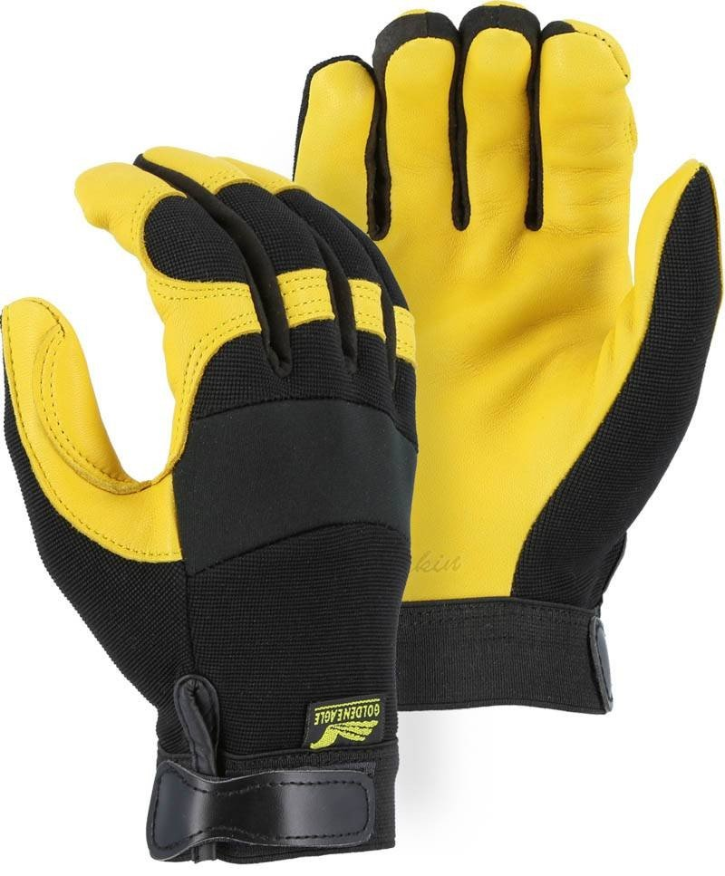 Majestic 2150 Golden Eagle Gloves Palmflex