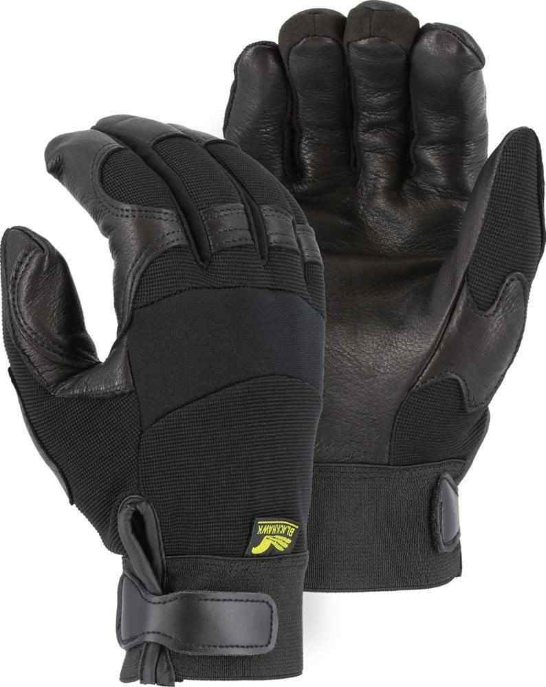 Majestic 2151h Winter Lined Mechanics Gloves With Deerskin