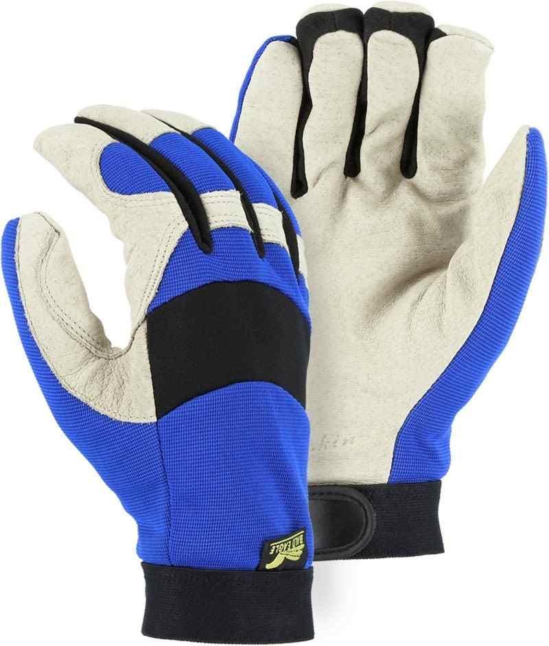 Majestic 2152tw Bald Eagle Waterproof Winter Lined Gloves