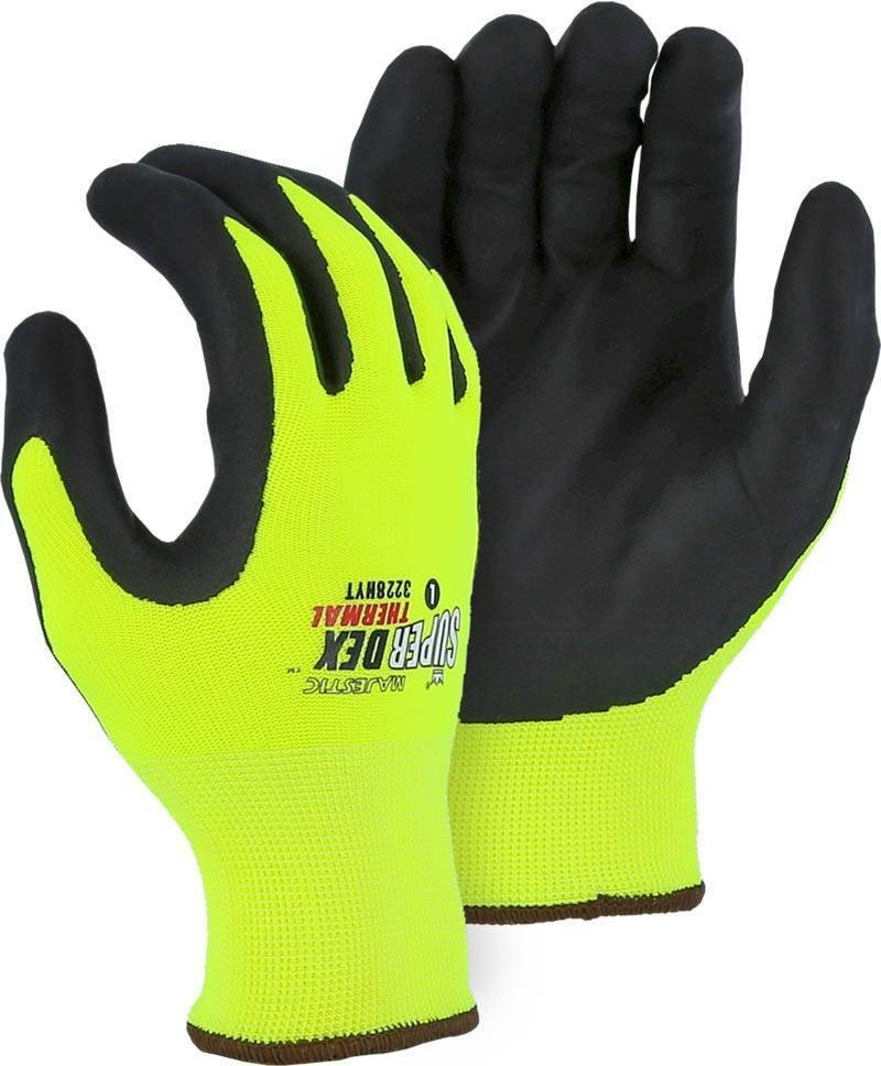 Majestic 3228hyt Superdex Cold Weather Insulated Hi Vis