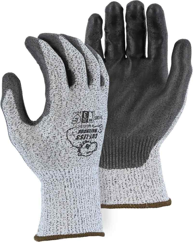 Majestic 35 1305 Hppe En Cut Level 3 Gloves Palmflex
