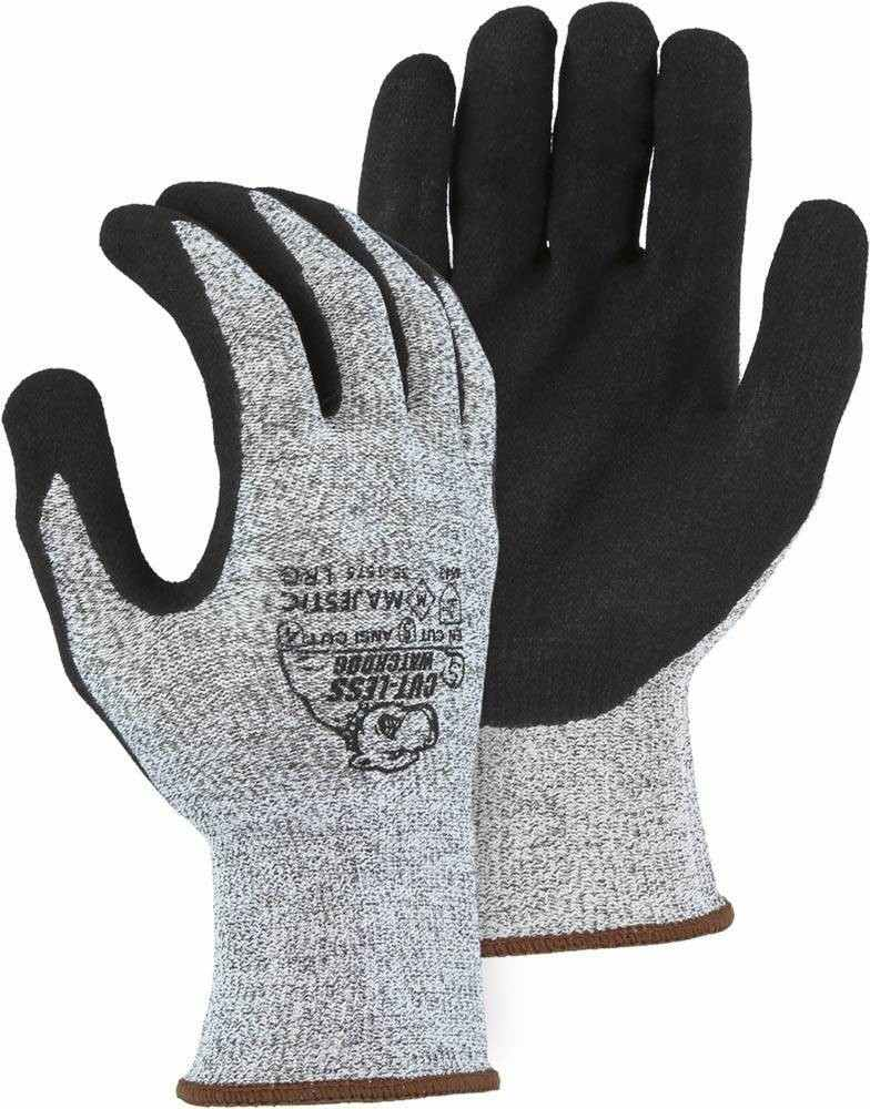 Majestic 35 1575 Hppe Cut Level 5 Gloves Palmflex