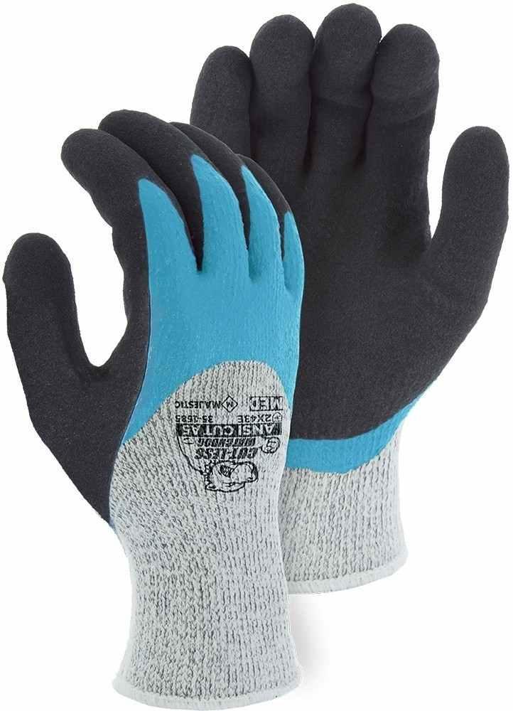 Majestic 35 1585 Winter Cut Less Watchdog Gloves Ansi