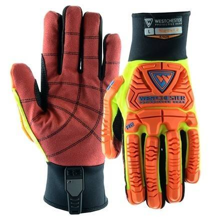 West Chester R2 87020 Rigger Glove With Cut Resistant Pvc