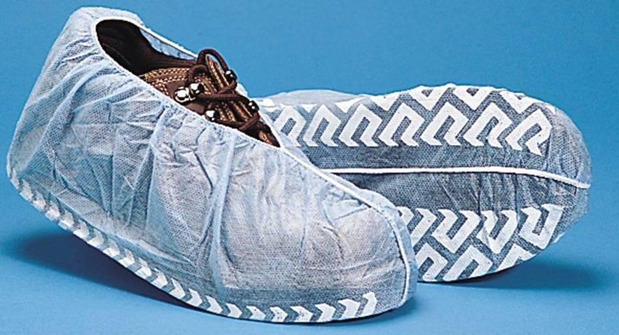 Keystone Shoe Covers With Non Slip Tread Palmflex
