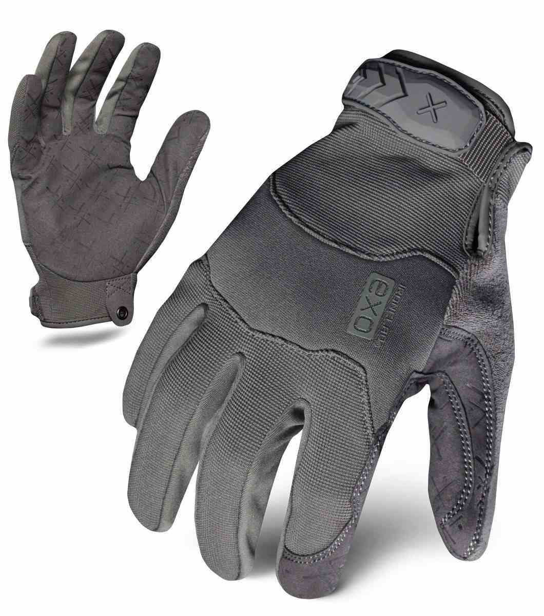 Ironclad Tactical Pro Gray