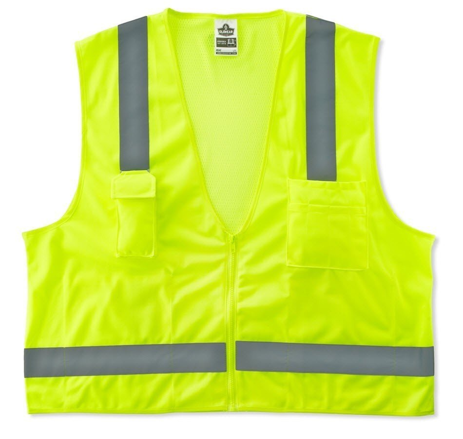Ergodyne Glowear 8249Z Lime