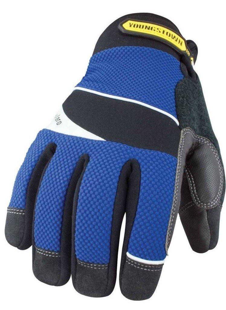 Youngstown Waterproof Winter Kevlar Lined Gloves Cut Level