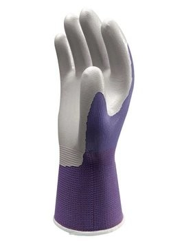 Showa Atlas 370 Garden Gloves   Extra Small   Purple