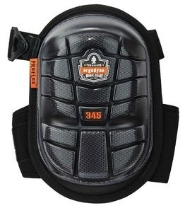 Ergodyne Proflex 345 Long Cap Injected Gel Knee Pads