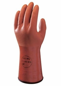 Showa Atlas 460 Cold Resistant Vinylove Gloves