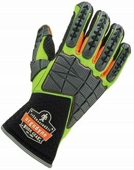 Ergodyne Proflex 925F(x) Dorsal Impact Gloves- New and Improved!