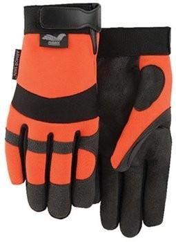 Majestic 2137HY/HO Hi Vis Armor Skin Gloves