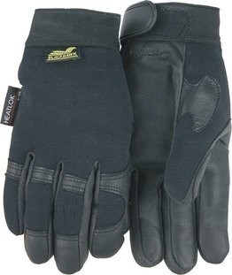 Majestic 2151H Black Hawk Insulated Gloves