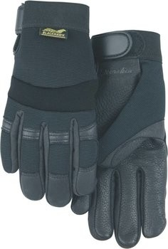 Majestic 2151 Black Hawk Gloves