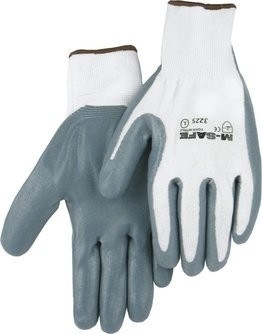 Majestic 3225 Nitrile Foamed Gloves