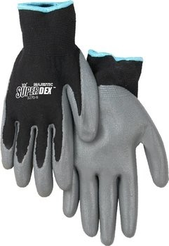 Majestic 3270 M-Safe Black Nitrile Gloves