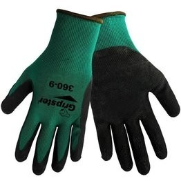 Global Glove Gripster #360 Foam Rubber Dipped Gloves