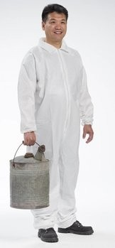 West Chester 3652 Microporous Coveralls with Elastic Cuffs