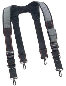 Ergodyne Arsenal 5560 Padded Tool Belt Suspenders