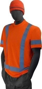 Majestic 75-5303/5304 Hi Vis Short Sleeve Shirt- ANSI 3
