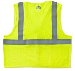 Ergodyne GloWear 8260FRHL FR Modacrylic Vest ANSI 2