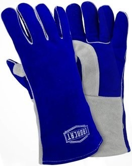 West Chester Insulated Premium Cowhide Welding Gloves