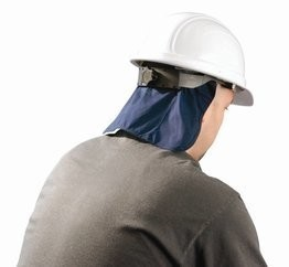 MiraCool Hard Hat Pads with Shade