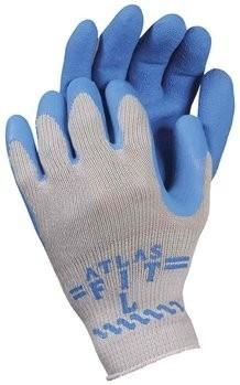 Showa Atlas Fit 300 Gloves - Blue