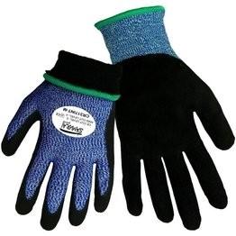 Global Glove Samurai CR-317INT Cut Resistant Insulated Foam Dipped Glove