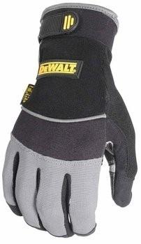 DeWalt DPG210 Heavy Utility PVC Padded Palm Gloves