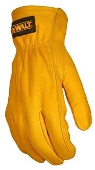 DeWalt DPG32 Premium AB Grade Leather Driver Gloves