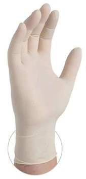 GlovePlus Latex Exam Powder Free Gloves