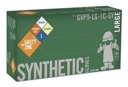 Safety Zone Premium 5 Mil Vinyl Stretch Powder Free Gloves