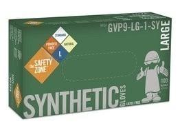 Safety Zone Standard Vinyl Stretch Powder Free Gloves