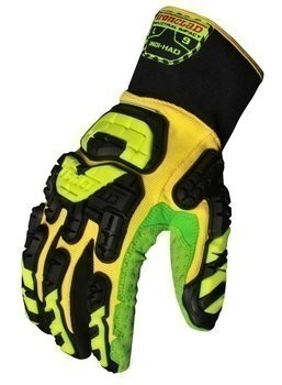 Ironclad Industrial Impact High Abrasion Dexterity Gloves
