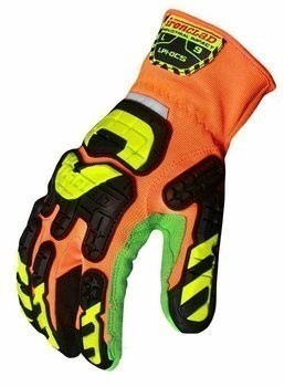 Ironclad Industrial Impact LPI Open Cuff Cut Resistant Level 5 Gloves