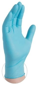 Gloveworks 5 Mil Blue Nitrile Powder Free Gloves