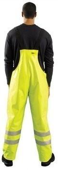Occunomix Premium FR Hi Vis Rain Bib Pants  LUX-TBIB/FR