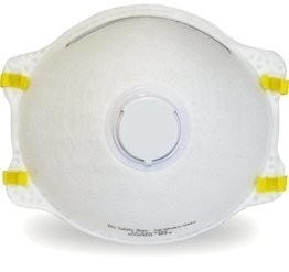 Safety Zone RS-920-EV-N95 Face Mask with Exhalation Valve