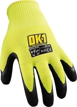 Occunomix OK-130 Hi-Viz Cut Level A-3 Gloves