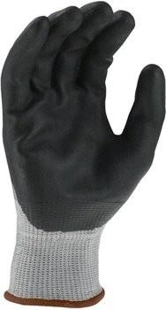 Radians RWG534 AXIS Cut Level 3 Micro Sandy Foam Nitrile Coated Gloves